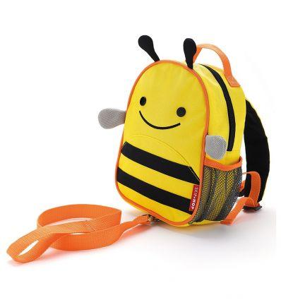 skip hop - safety mini backpack bee