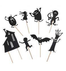 moulin roty - gioco delle ombre fosforescenti che paura!