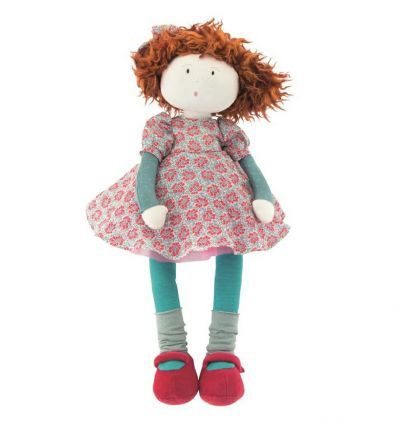 moulin roty - fanette rag doll les coquettes