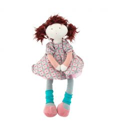 moulin roty - jeanne rag doll les coquettes