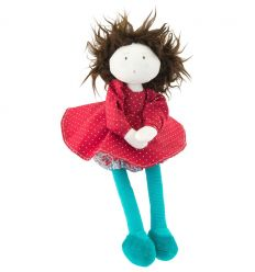 moulin roty - louison rag doll - les coquettes