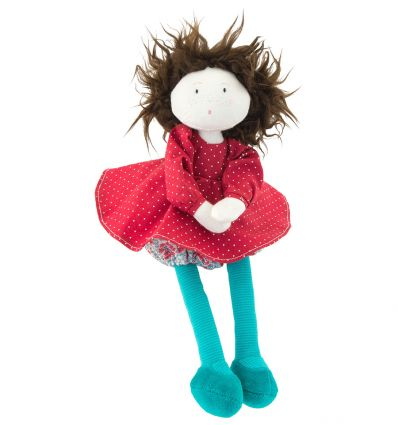 moulin roty - louison rag doll les coquettes