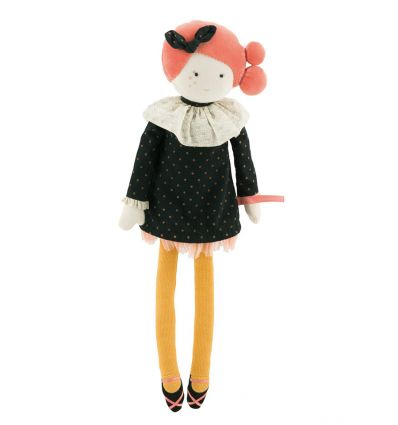 moulin roty - costance rag doll les parisiennes