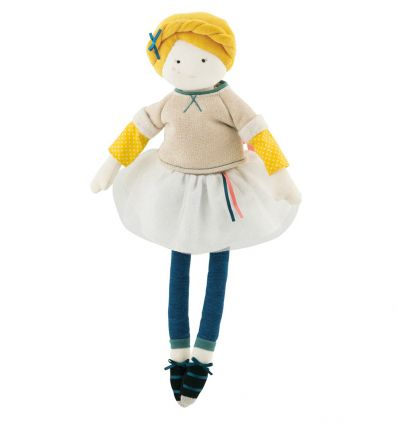 moulin roty - eglantine rag doll - les parisiennes