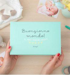mr wonderful - album del bebé buongiorno mondo! il mio primo anno