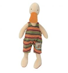 moulin roty - amédée little duck soft toy la grande famille