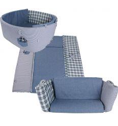 minene - tappeto attività 3 in 1 (blue jeans)