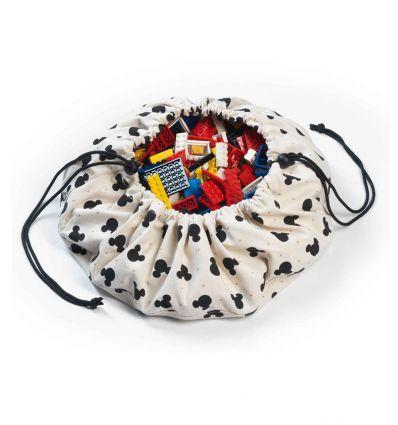 play&go - mini sacca portagiochi (mickey mouse)