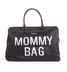 "childhome - borsa mamma ""mommy bag"" (nero)"