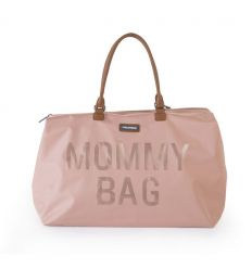 "childhome - borsa mamma ""mommy bag"" (rosa)"