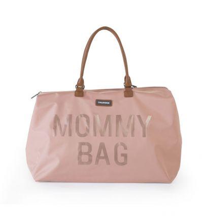 "childhome - borsa mamma ""mommy bag"" (rosa)"