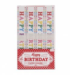 ghirlanda happy birthday per feste