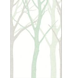 eijffinger - wall print wallpaper trees