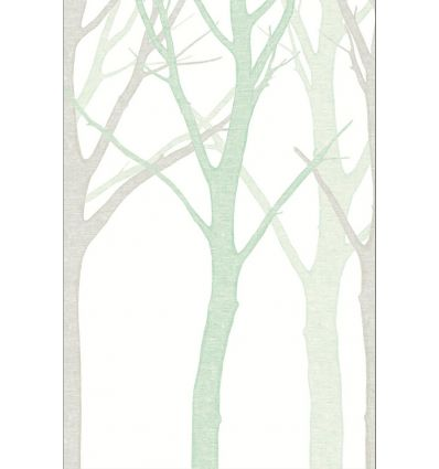 eijffinger - pannello carta da parati bosco
