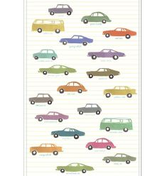 eijffinger - wall print wallpaper cars
