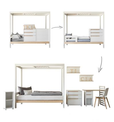 complojer - ticia for one letto evolutivo