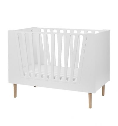 DONE BY DEER convertible cot 4 in 1 white