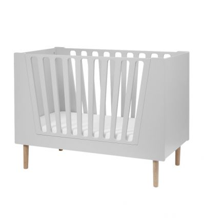 done by deer - convertible cot 4 in 1 (grey)