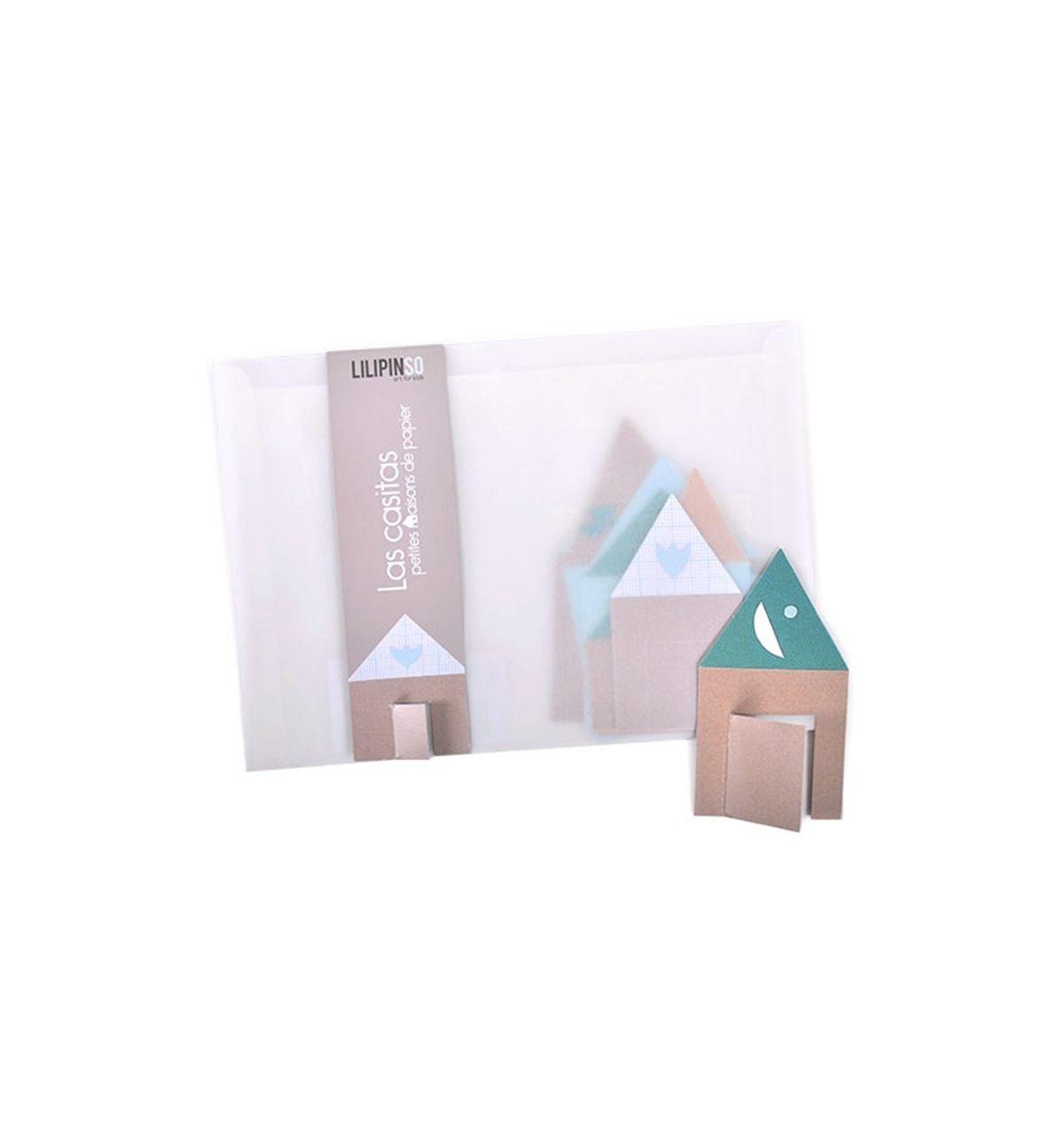 lilipinso casette decorazione da parete las casitas. Black Bedroom Furniture Sets. Home Design Ideas