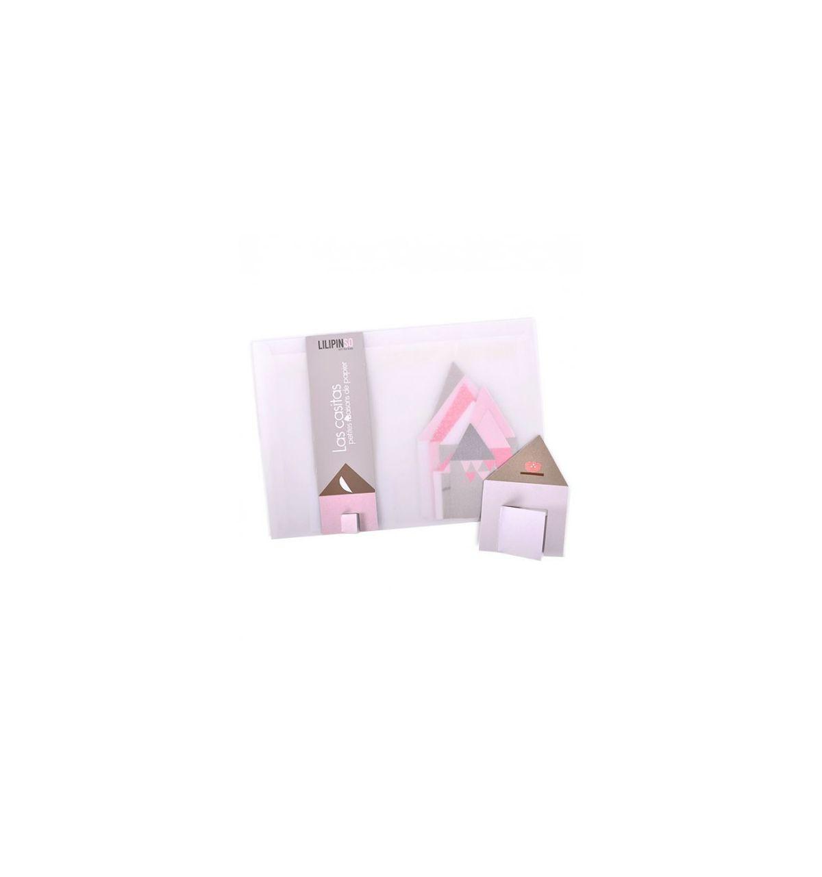 lilipinso casette decorazione da parete. Black Bedroom Furniture Sets. Home Design Ideas