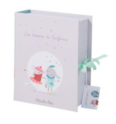 moulin roty - birth souvenir box les jolis trop beaux
