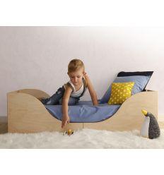 naif design - letto montessori evolutivo 4 in 1