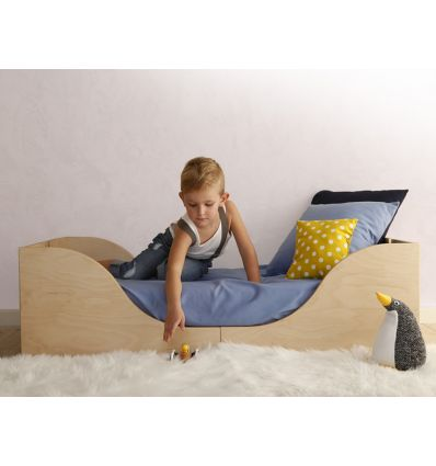 naif design - letto montessori evolutivo 4 in 1
