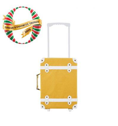 olli ella - see-ya suitcase (mustard)