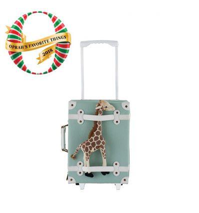olli ella - see-ya suitcase (mint)