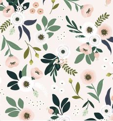 lilipinso - wallpaper flowers blooming bouquets light