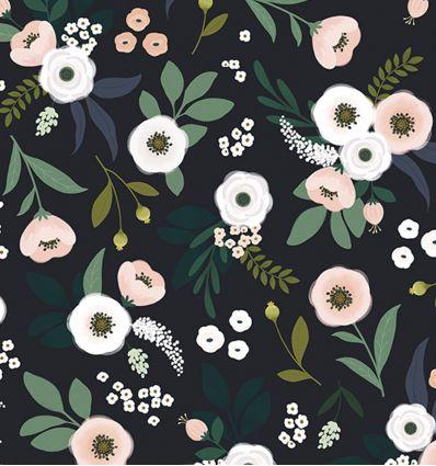 lilipinso - wallpaper flowers blooming bouquets dark