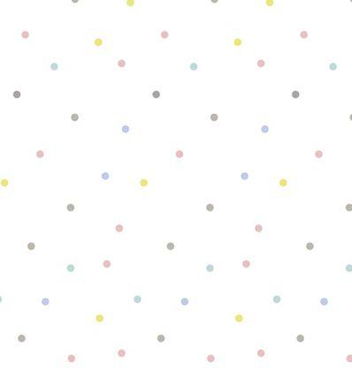 lilipinso - wallpaper happy polka dots