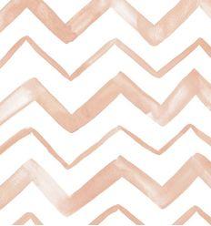 lilipinso - carta da parati zigzag chic chevrons