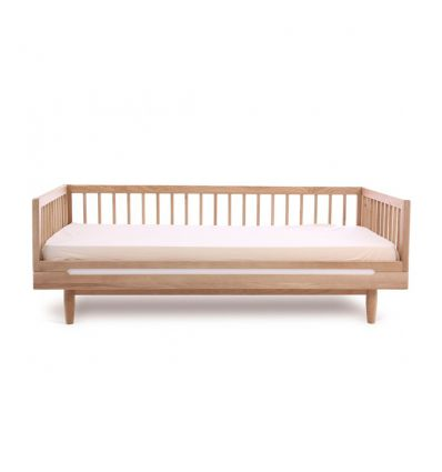 nobodinoz - junior bed pure (natural wood)