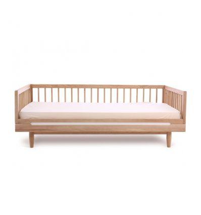 nobodinoz - letto junior pure (legno naturale)