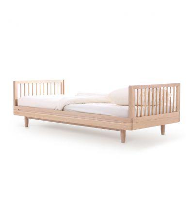 nobodinoz - letto singolo pure (legno naturale)