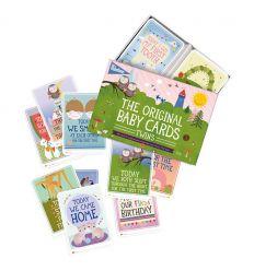 milestone - baby cards per gemelli