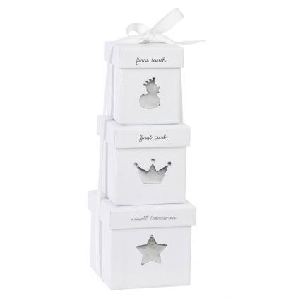 bambam - set scatole primi ricordi
