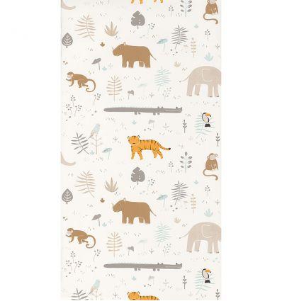 casadeco - wallpaper savanna beige