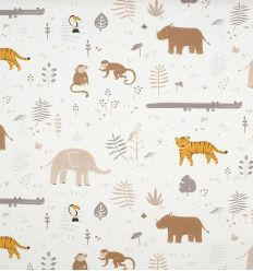 casadeco - fabric savanna beige