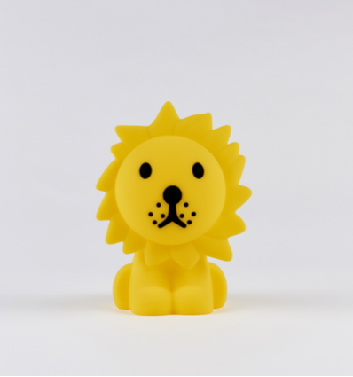 mr maria - lion first light lamp rechargeable & dimmable led