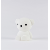 mr maria - boris bear first light lamp rechargeable & dimmable led