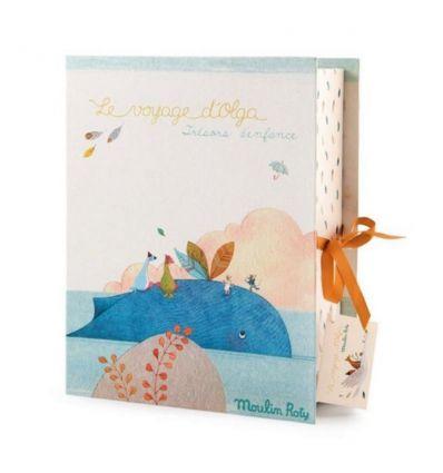 moulin roty - birth souvenir box le voyage d'olga