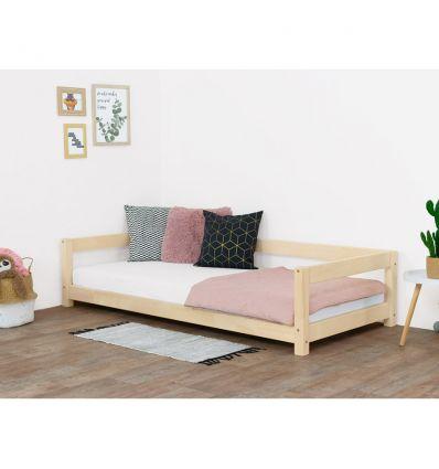 benlemi - montessori bed study (natural decor)