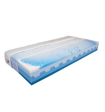 benlemi - materasso sanitario ocean in schiuma fredda