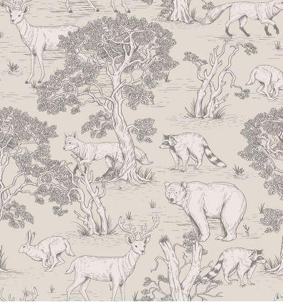 dekornik - wallpaper animals natural