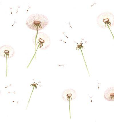 dekornik - carta da parati dandelions