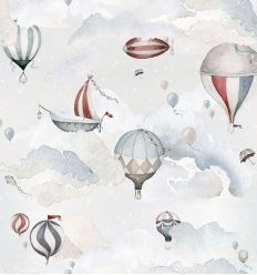 dekornik - wallpaper balloons adventures