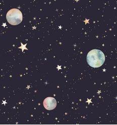 dekornik - carta da parati cosmos