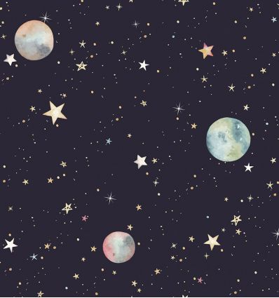dekornik - wallpaper cosmos